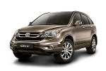 Honda CR-V Executive 2,4 5AT