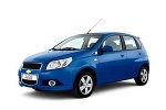 Chevrolet Aveo Hatchback 5 дв.