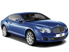 Bentley Continental GT 6.0 AT