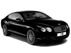 Bentley Continental GT Speed 6.0 AT