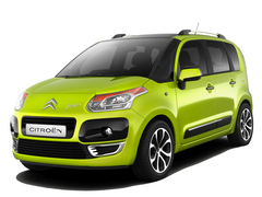Citroen C3 Picasso 1,6VTI 5MT Exclusive